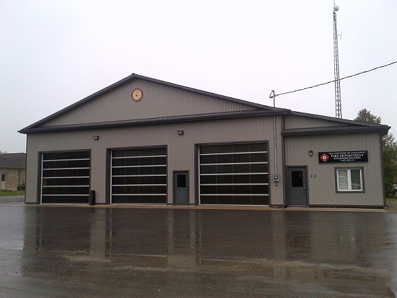 Linwood Fire Station