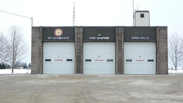 St. Clements Fire Station