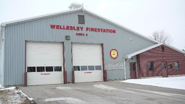 Wellesley Fire Station