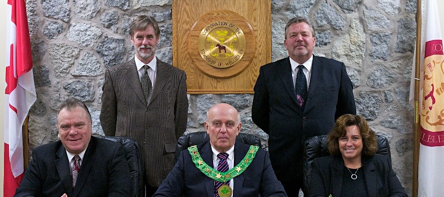 Mayor and Council 2014-2018